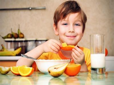 وجبة الافطار ضرورية لبدء اليوم الدراسي على أكمل وجه