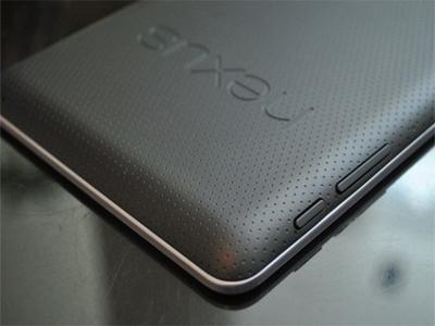 جوجل تعتزم الكشف عن الجيل القادم من الـ Nexus 7 في مؤتمر Google I/O