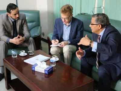 كريم: تطبيق نظام الإحالة سيضمن استمرارية تقديم الخدمات الصحية