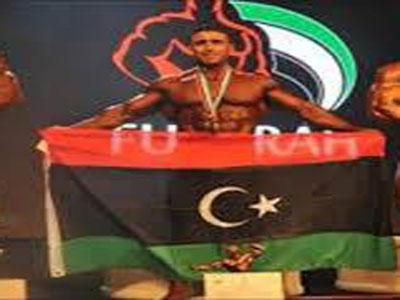 ليبيا تشارك في بطولة مالطا لكمال الأجسام