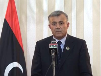 رئيس المؤتمر الوطني العام نوري أبوسهمين
