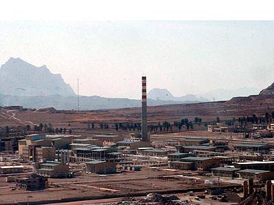مفاعل نووي ايراني