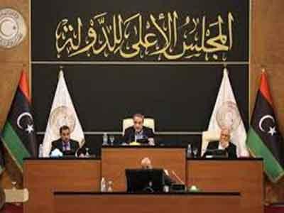 مجلس الدولة يدعو لوقف إطلاق النار في بنغازي ورفع الحصار عن درنة