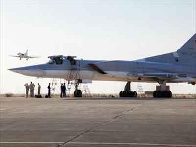 ضربات روسية على سوريا انطلاقا من إيران