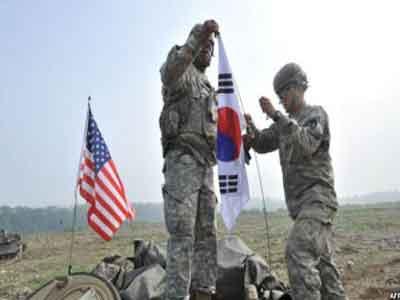 كوريا الجنوبية والولايات المتحدة تبدآن مناوراتهما العسكرية السنوية