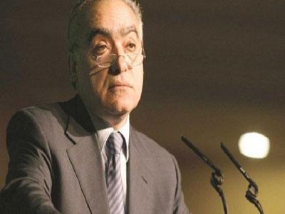 ممثل الأمين العام للأمم المتحدة في ليبيا غسان سلامة