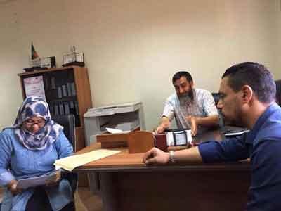 اللجنة العليا للكلى تناقش إمكانية فتح وحدة غسيل كلى داخل العيادة المجمعة طريق المطار