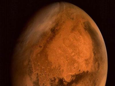 الأرض والكوكب الأحمر على أقرب مسافة منذ أعوام