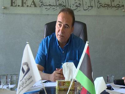 علي القويرح مديرعام مصلحة المرافق التعليمية