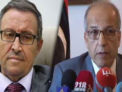 بدعوة من الممثل الخاص للأمين العام للأمم المتحدة في ليبيا اجتماع عمل يضم الصديق الكبير وعلي الحبري