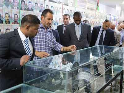 وزير السياحة يزور مدينة مصراتة ويلتقي أعضاء المجلس البلدي