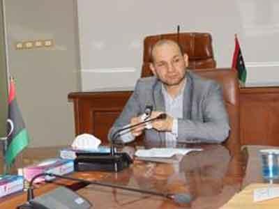 وزير الاتصالات والمعلوماتية بحكومة الإنقاذ الوطني سامي الفنطازي