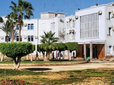 مستشفى الجلاء للجراحة والحوادث ببنغازي