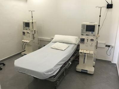 افتتاح مركز أمراض الكلى بيفرن