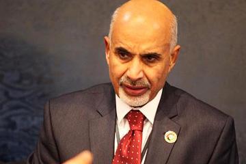 رئيس المؤتمر الوطني العام الدكتور محمد يوسف المقريف