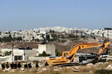 مستوطنات في الضفة الغربية المحتلة