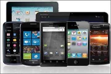 مبيعات الهواتف المحمولة