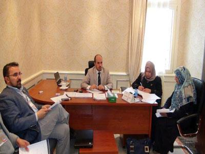 لجنة المواصلات بالمؤتمر الوطني