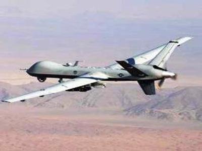طائرة مراقبة من دون طيار