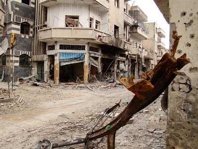 الخطيب يدعو العالم الى وقف حمام الدم في سوريا
