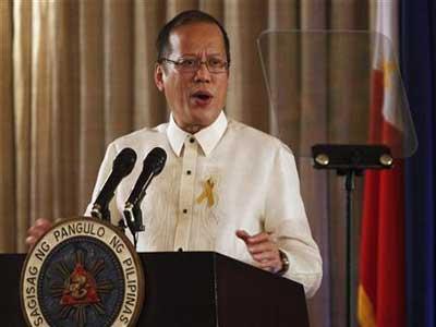 الرئيس الفلبيني بنينو اكينو