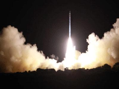 الهند تطلق 104 أقمار صناعية في مهمة فضائية واحدة