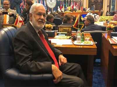 سيالة يناقش مع نائب رئيس مجلس الوزراء الكويتي العلاقات الثنائية