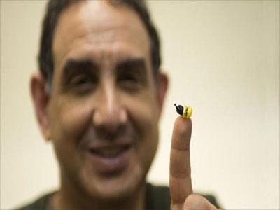 المطور الليبي عدنان شنيب