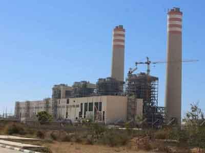 محطة كهرباء الخليج بسرت تبدأ العمل بعد توقف دام أكثر من 8 اشهر