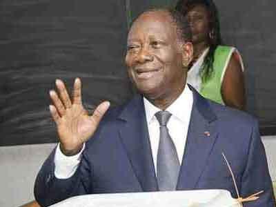 رئيس ساحل العاج لم يستبعد احتمال خوض الانتخابات لفترة ثالثة