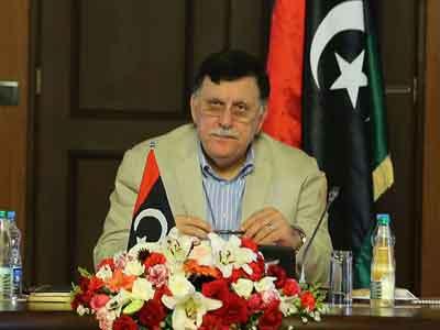 السراج يتحدّث عن خارطة طريق للمرحلة القادمة في ليبيا