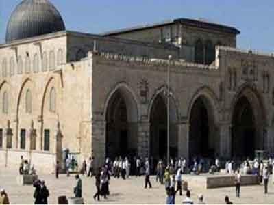قوات الاحتلال الاسرائيلي تواصل اغلاق المسجد الاقصى لليوم الثالث على التوالي