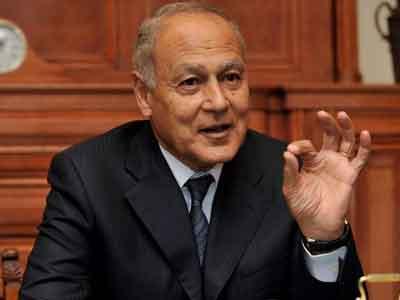 أبولغيط يبحث مع وزير خارجية الجزائر تطورات الوضع في ليبيا