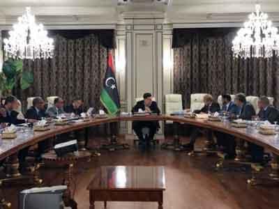 الليبية للاستثمار تستعرض نشاط المؤسسة وتُعيد هيكلة بعض أصولها