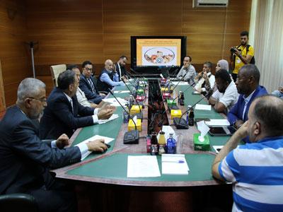اجتماع عمداء وممثلي اتحاد بلديات التراث العالمي الليبية برعاية الهيئة العامة للسياحة