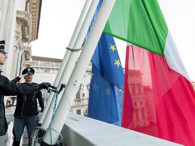 التزام ايطالي صريح بحظر توريد السلاح الى ليبيا تنيفيذا لعملية ايريني الاوروبية