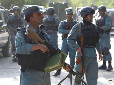 قصر الرئاسة في العاصمة الافغانية كابول