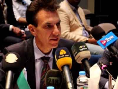 السفير الإيطالي في مؤتمر كاتانيا: نحن بحاجة إلى شراكة قوية مع ليبيا لوقف التهريب