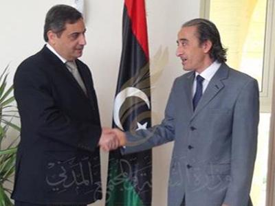 برنامج تبادل ثقافي بين ليبيا والأردن
