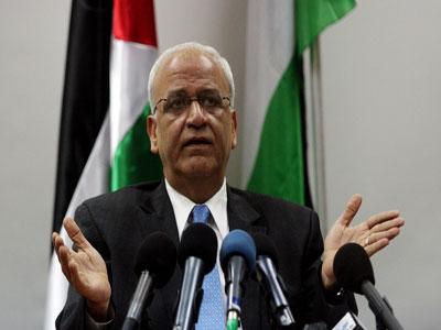 أمين سر اللجنة التنفيذية لمنظمة التحرير الفلسطينية, صائب عريقات