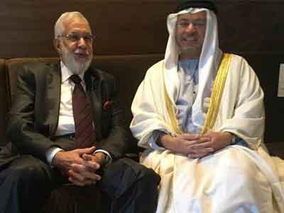 سيالة يبحث مع وزير الدولة للشؤون الخارجية الاماراتي العلاقات الثنائية ومستجدات الاحداث
