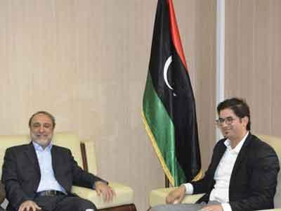 رئيس المجلس الأعلى للدولة يقوم بزيارة لبلدية غريان