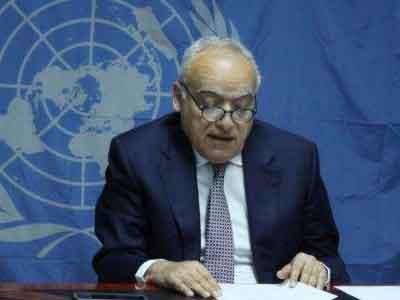 سلامة يعلن عن عودة بعثة اللامم المتحدة للدعم للعمل من طرابلس رسميا