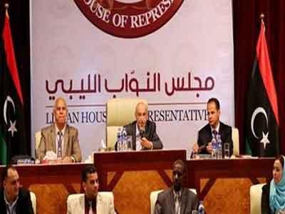 مجلس النواب يدن الهجوم الارهابي على مقر مفوضية الانتخابات