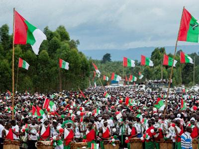 دعوة أممية أفريقية إلى انتخابات سلمية في بورندي
