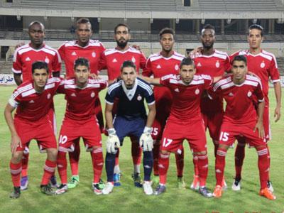 فريق الاتحاد يتعادل إيجابيا مع فريق نفط العراق