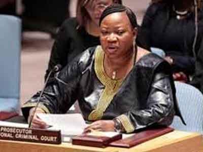 مدعية المحكمة الجنائية الدولية : العدالة ستكون العنصر الأهم لتحقيق السلام الدائم في ليبيا