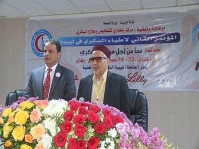 انطلاق فعاليات المؤتمر الثاني لأطباء السكري في ليبيا