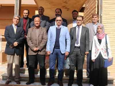 توقيع مذكرة تفاهم بين الهيئة العامة للإعلام والثقافة والمجتمع المدني وكلية الإعلام بجامعة بنغازي