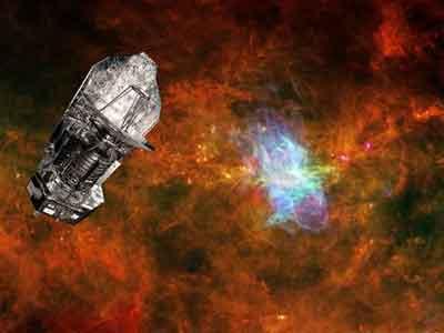 مجرة في الكون